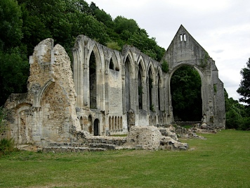 Abbaye Beaumont le Roger