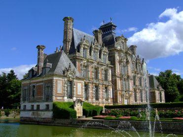 Château de Beaumesnil XVIIIème