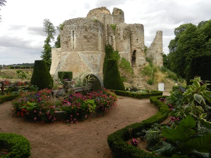 Château de Conches en Ouche