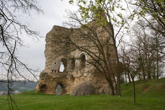 Vieux Donjon - Brionne