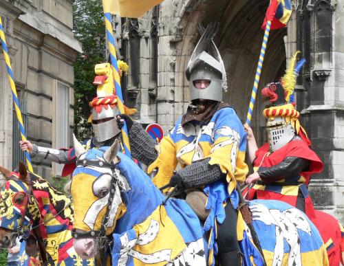 Journée médiévale - Montfort