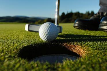 Golf au Champ de Bataille