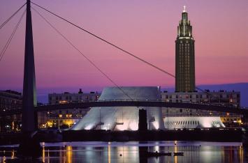 Le Havre, cité du XXème