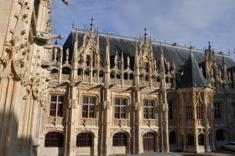 Palais de justice - Rouen