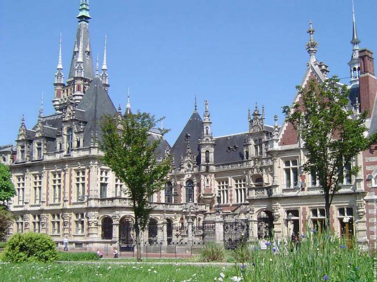 Palais de la Bénédictine - Fécamp