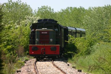 Train de la vallée de l'Eure