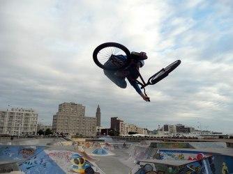Skatepark du Havre - Hot spot