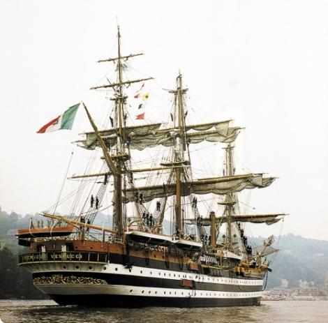 Armada Rouen - Amerigo Vespucci