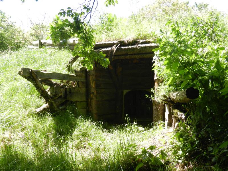 Le Gîte du Goubelin - Entrée de la Mine