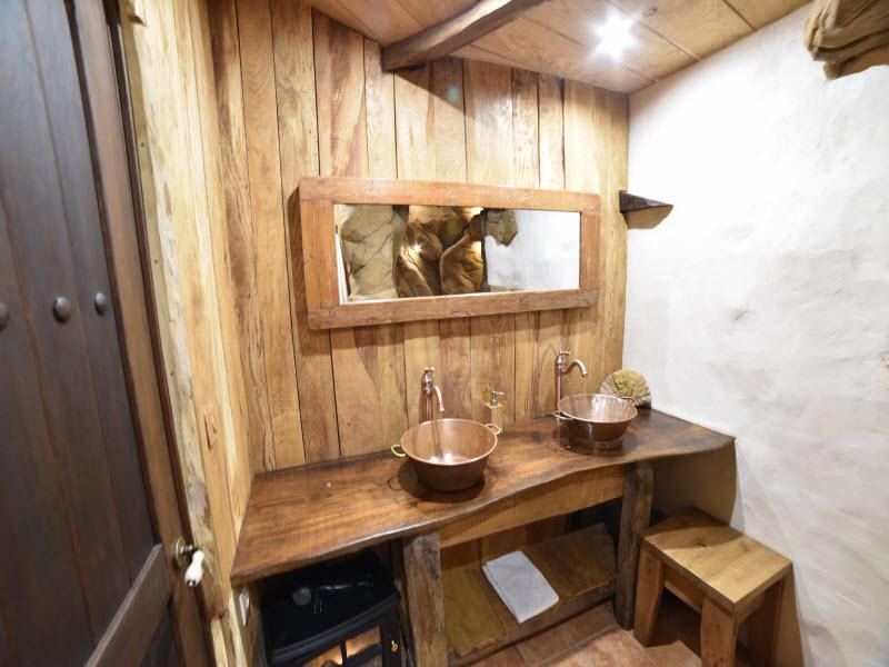 Le Gite du Goubelin - Salle de bain
